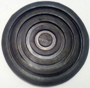 Rubber pad (LYD3F-6)